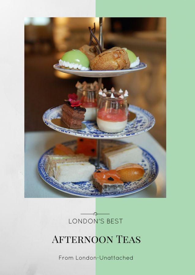 Londons Best AFternoon Teas St Ermins