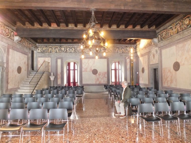 MALCESINE TOWN HALL Lake Garda