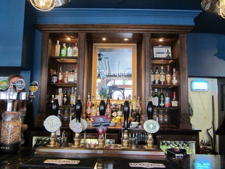 Marquis Cornwallis - bar