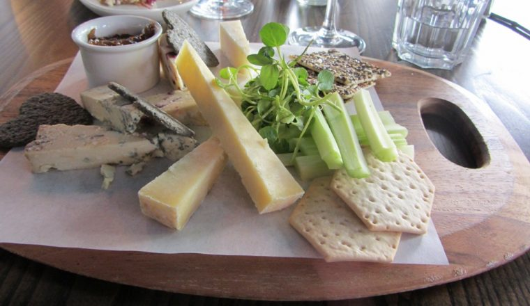 Marquis Cornwallis - cheese board