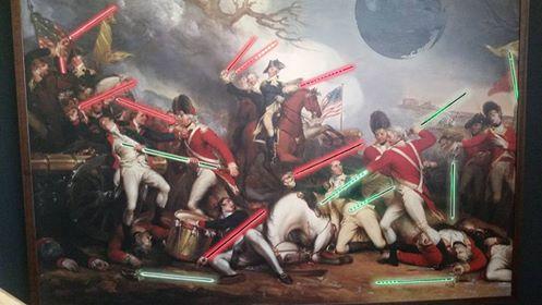 Marquis Cornwallis - painting