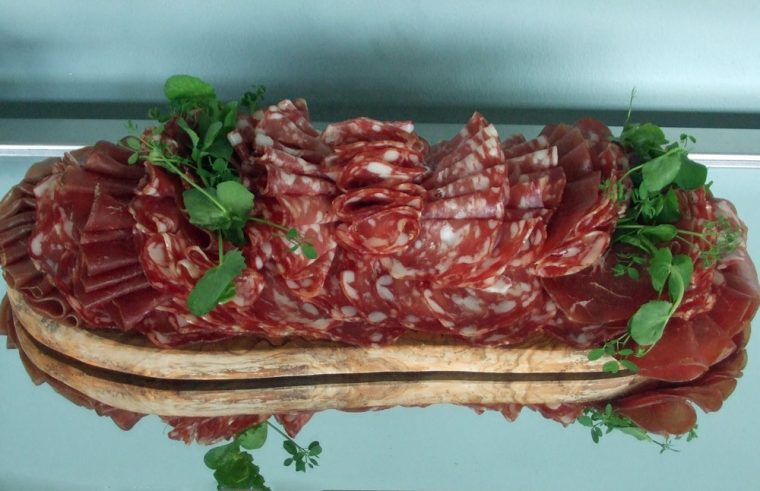 Meats at Newbury Racecourse