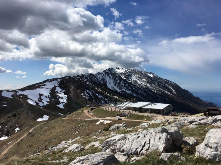 Monte Baldo - lake Garda