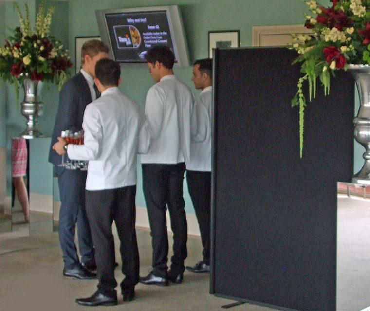 Newbury Racecourse Service