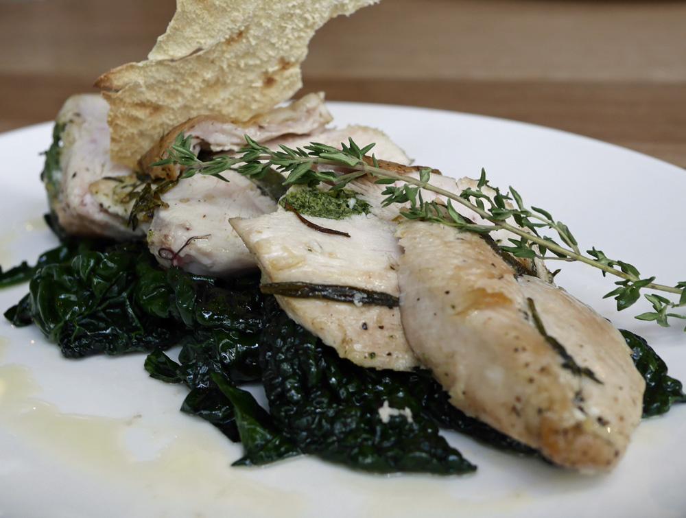 Obica - chicken