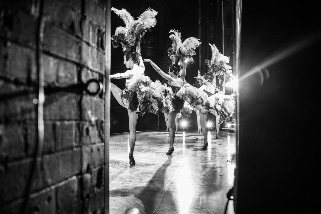 Sinatra - The Man and His Music, London Palladium. © Matt Humphrey - Curtain Call (2016).
