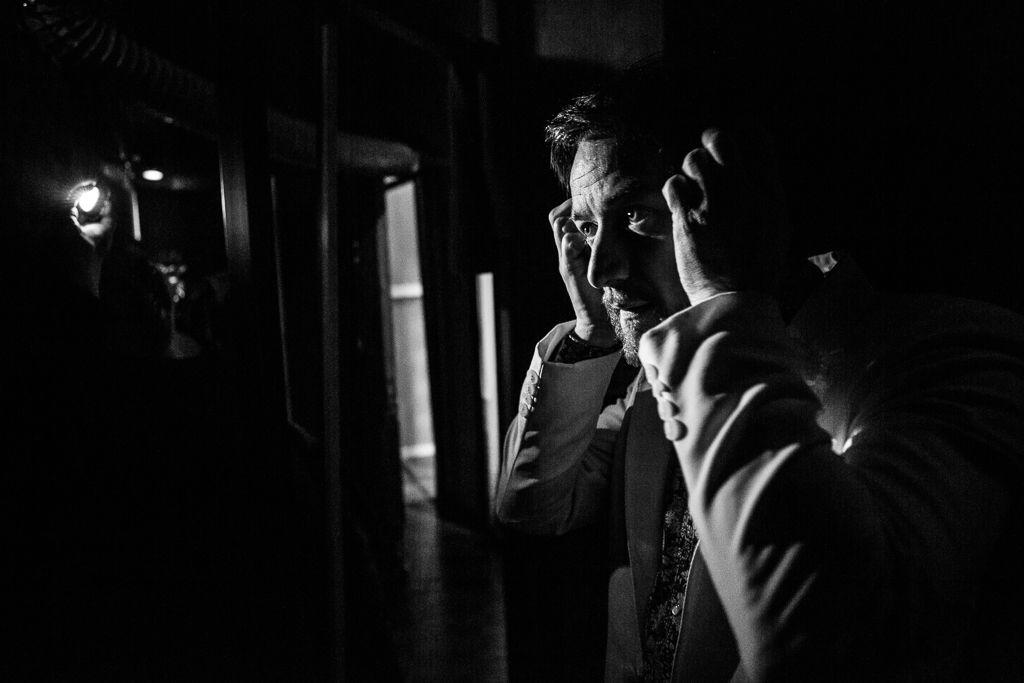 The Ruling Class, Trafalgar Studio. © Matt Humphrey - Curtain Call (2016).