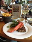 Reef, Beef and Bubbles at The Refinery Regent's Place