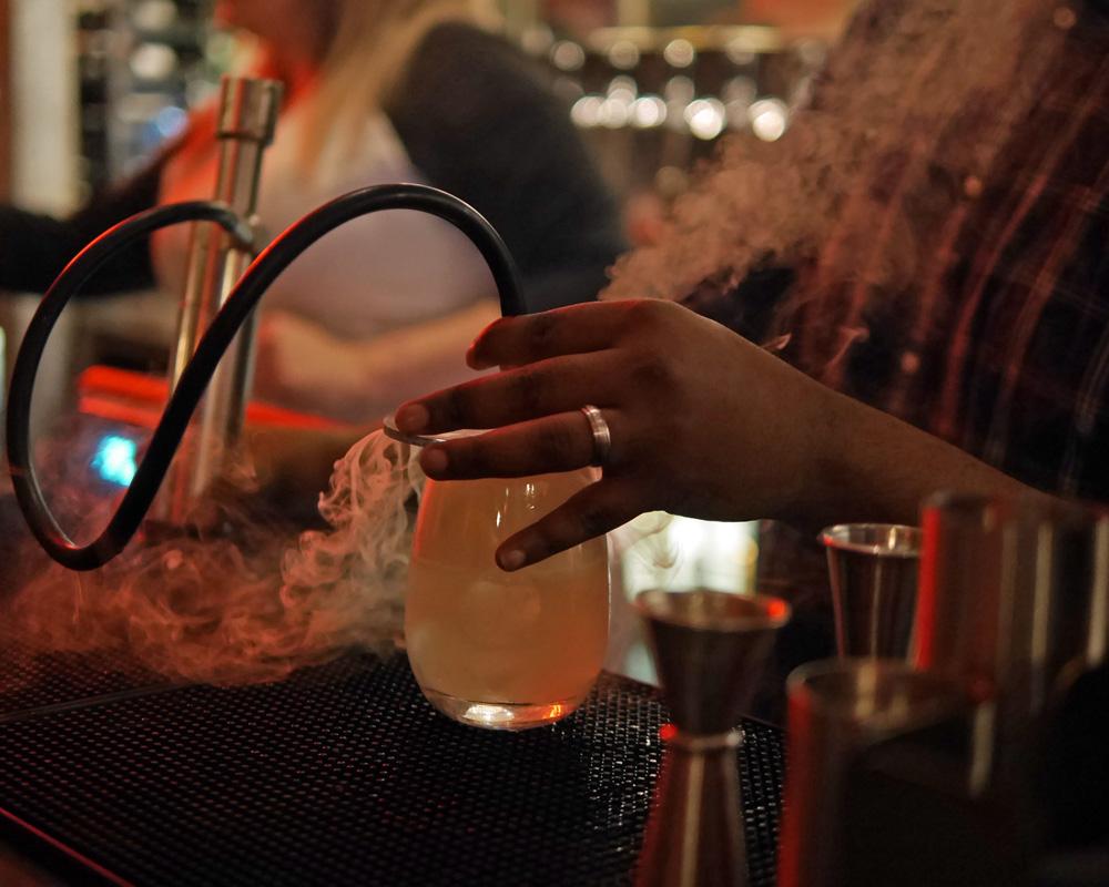 low slow duke cocktail