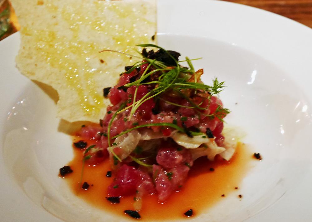 manicomio tuna tartare