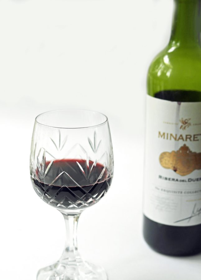Aldi Barbecue Wine Exquisite Selection