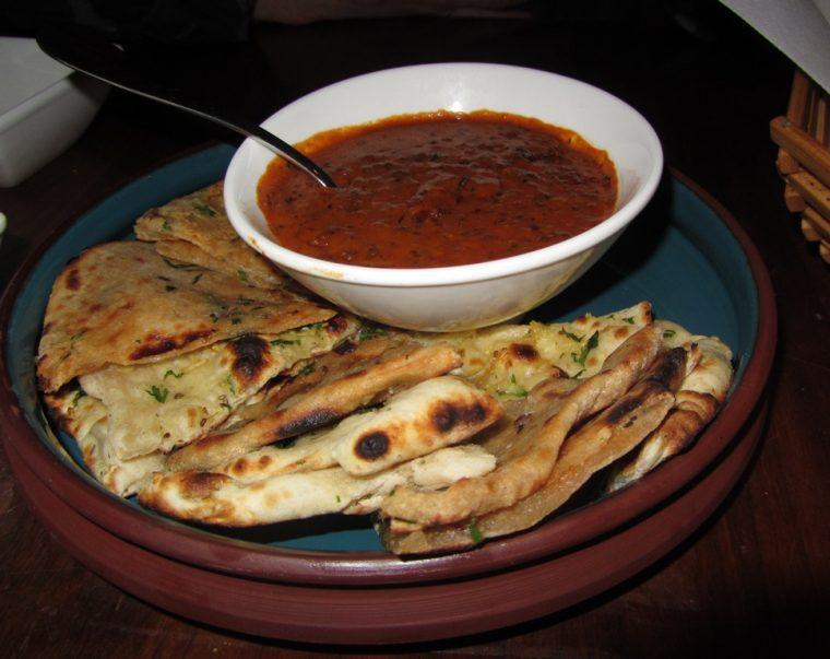Anise - Paratha Platter
