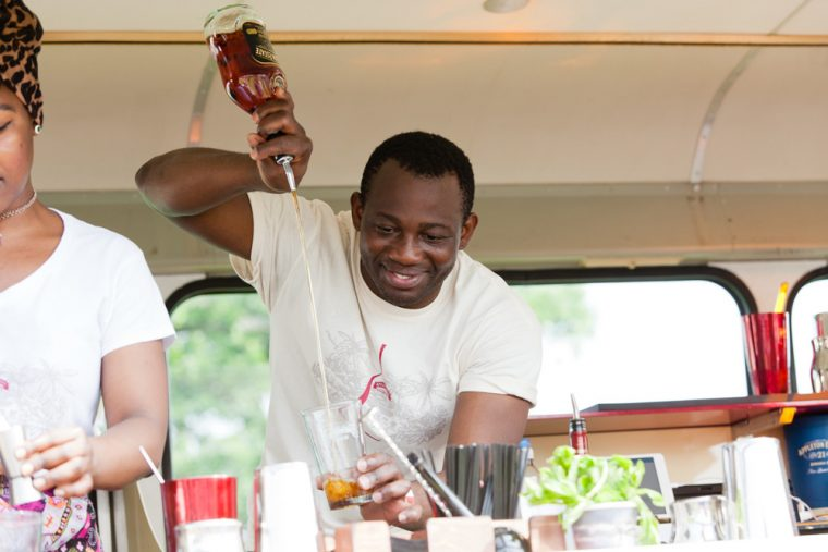 Foodies Festival Appleton Estate Rum