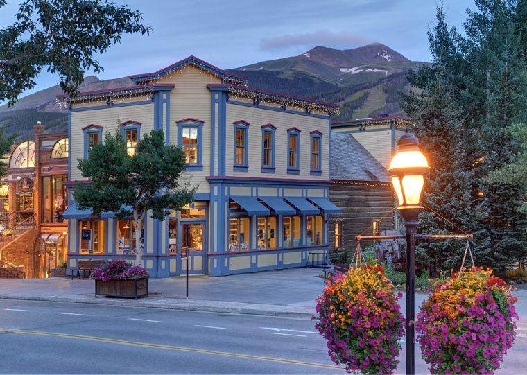 Breckenridge Town credit Bob Winslett