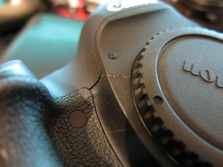 Calumet Tripod Broken Canon 5D