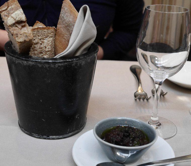 Cigalon Bread and Tapenade