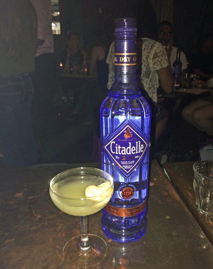 Citadelle Gin Martini