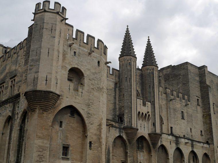 Exterior Palais des Papes