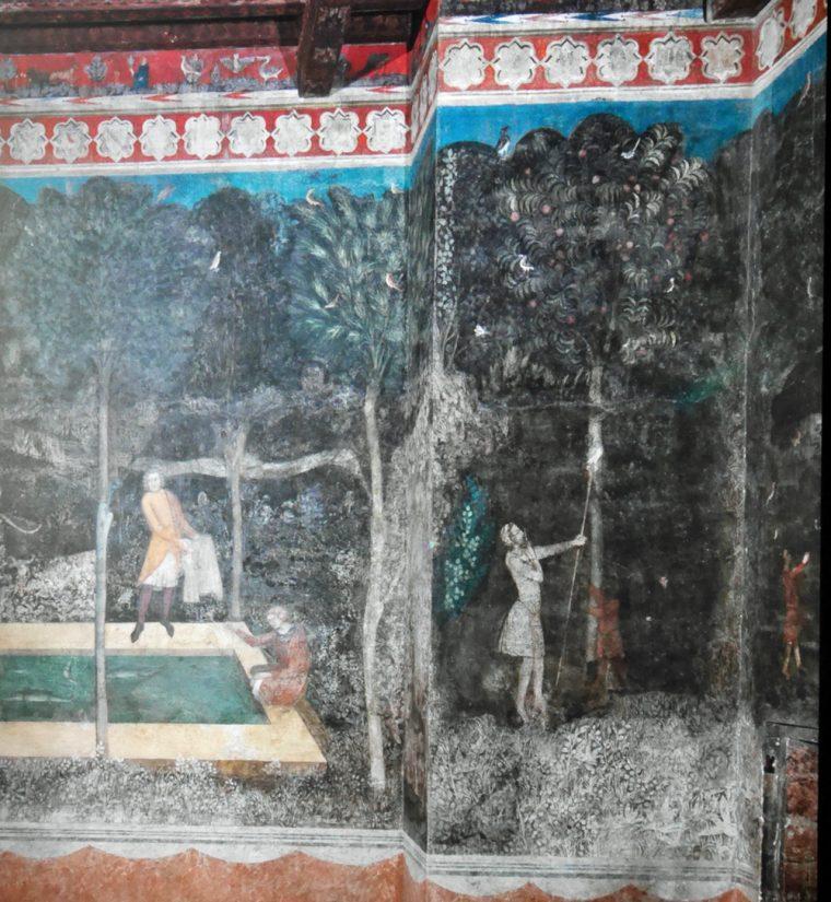 Frescos Palais des Papes - Film