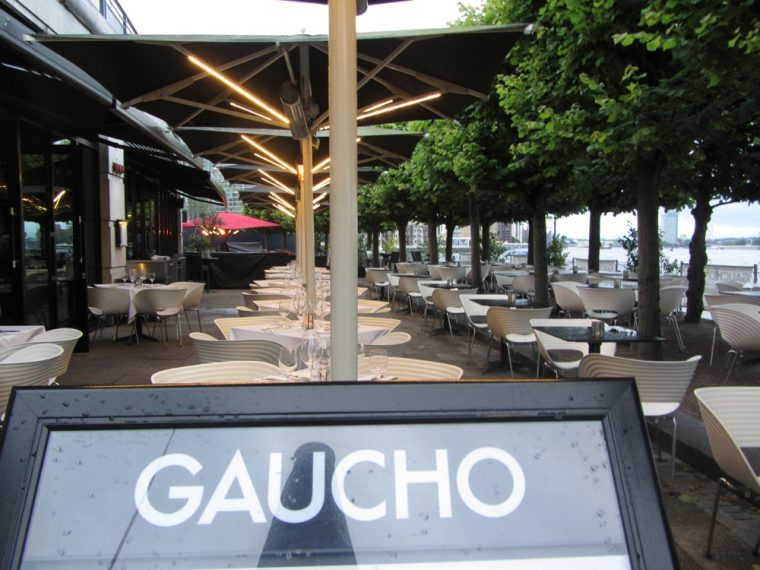 Gaucho Canary - Terrace