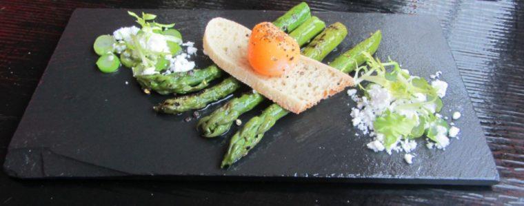Good Ship Benefit - asparagus