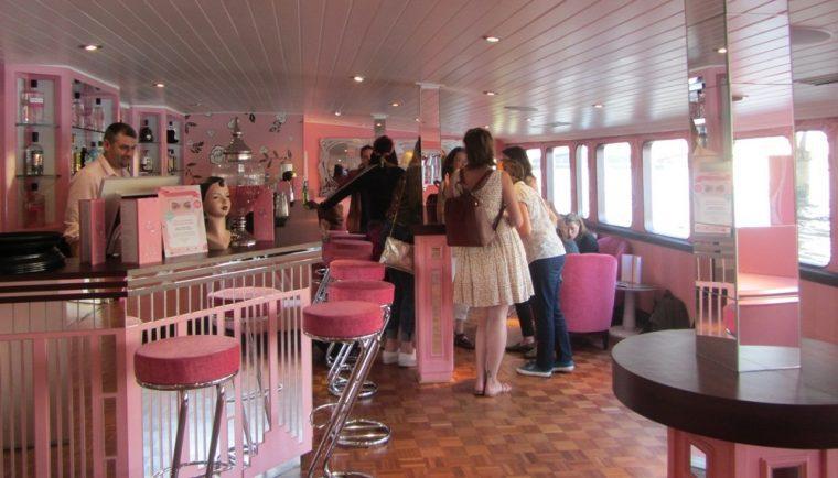 Good Ship benefit - cocktail bar