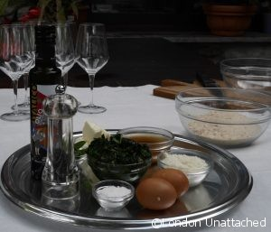 Ingredients Strangolapreti