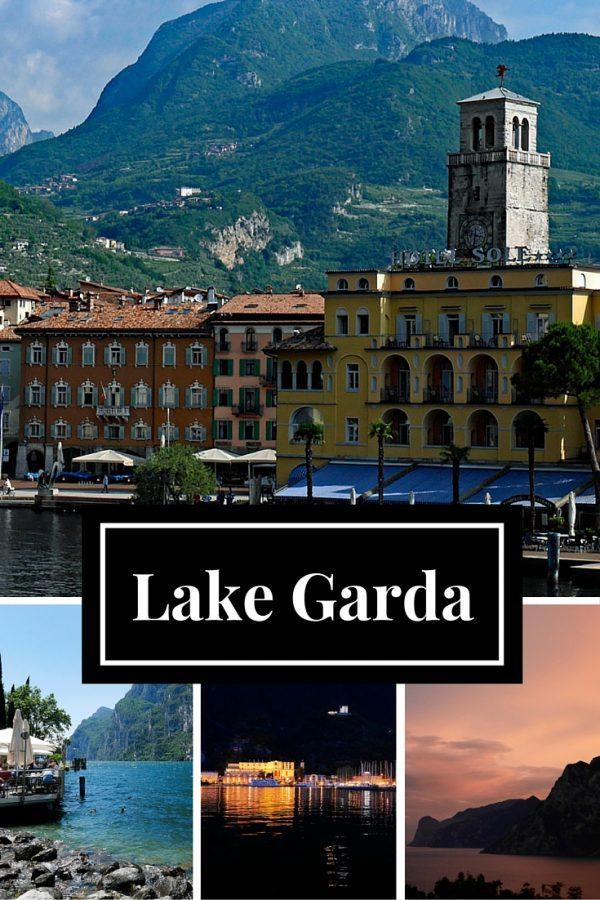 Lake Garda Pin