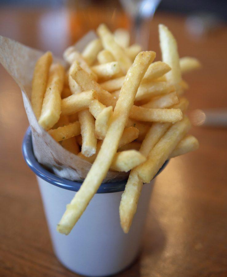 Le Balcon - Fries