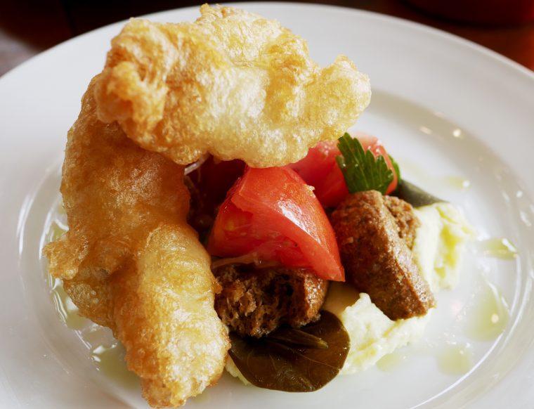 The Greek Kitchen Salt Cod