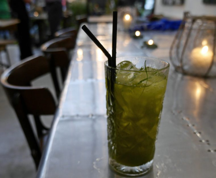 Dill Cocktail - The Frog