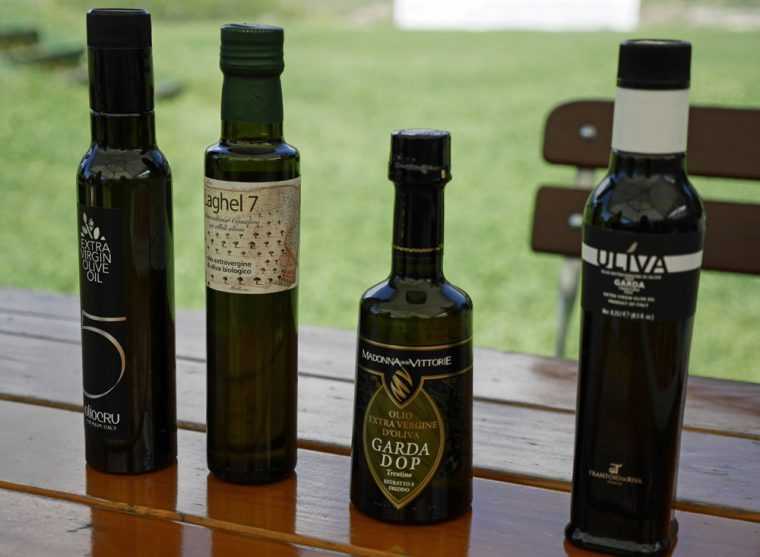 Four Olive Oil Producers Garda Trentino