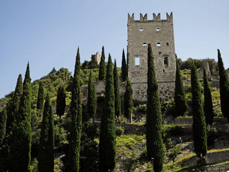Garda Trentino Arco Castle