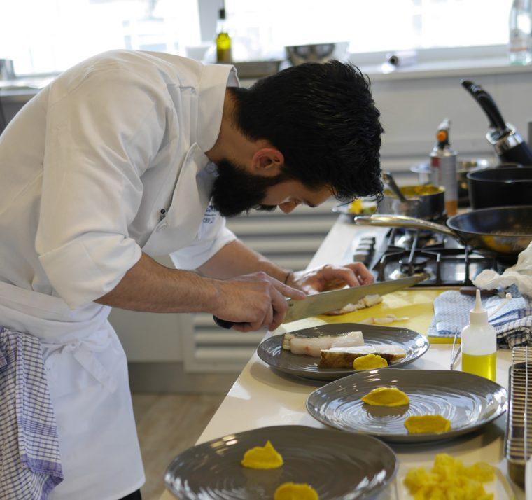 S.Pellegrino Young Chef George Kataras