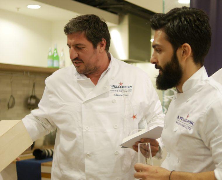 S.Pellegrino Young Chef - George kataras