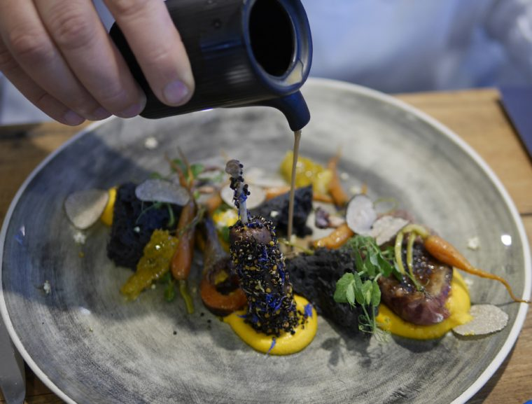 S.Pellegrino Young Chef Pigeon