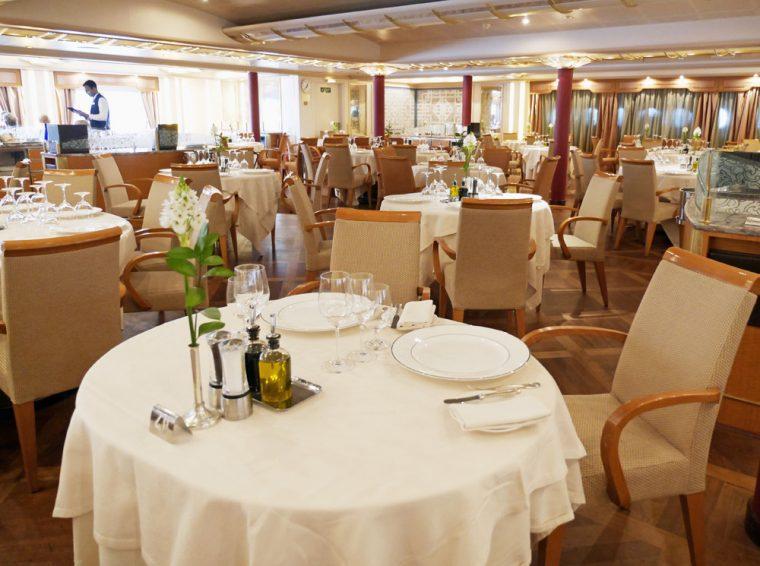 Silverwind Silversea - restaurant