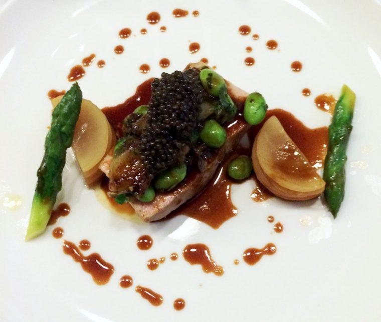 Sturia Caviar at Balcon - Dinner