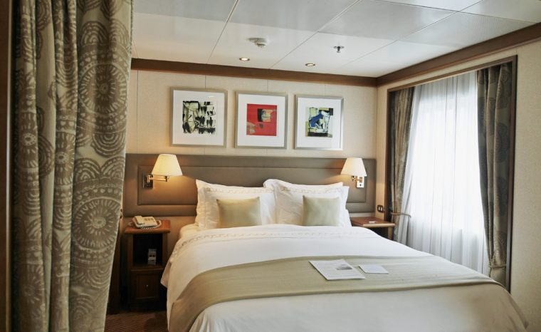 Suite Silver Wind Silversea