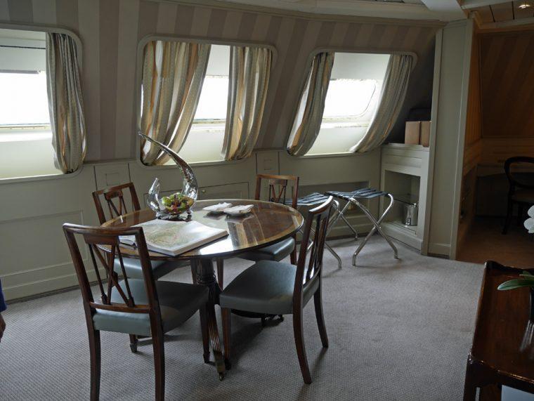 Suite silversea silver wind