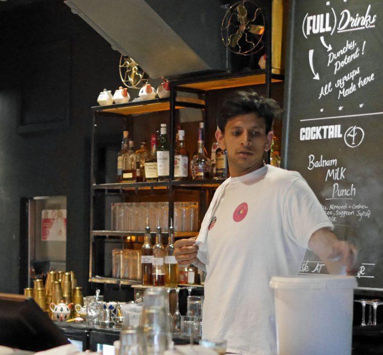 Talli Joe Bar