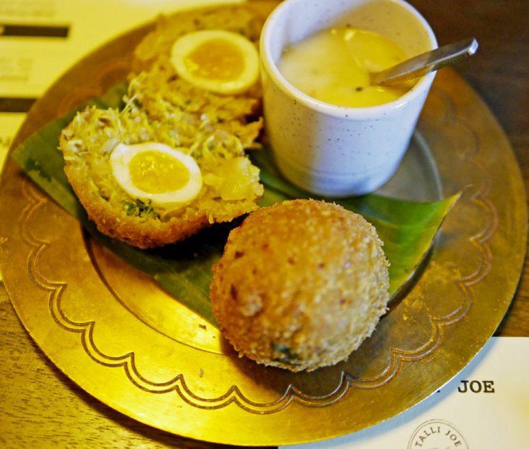 Talli joe quail egg 2