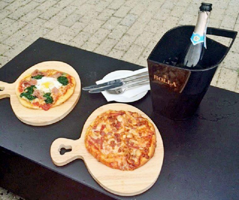 Terrazza-pizza