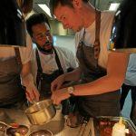 S. Pellegrino Young Chef and launch of The Frog