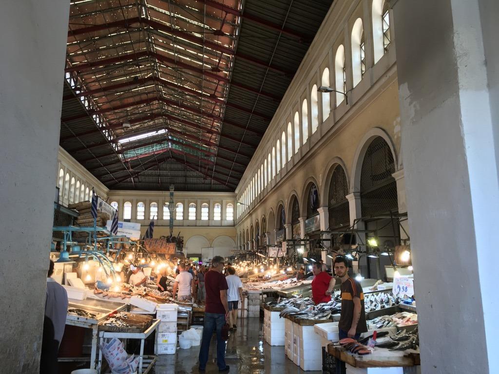 Varvakeios Central Market 13