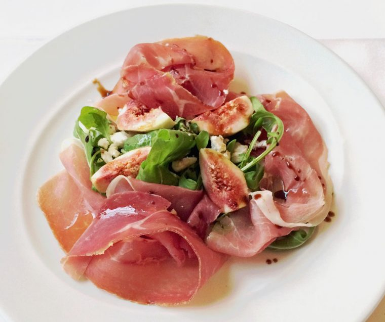 Vicino - ham and figs