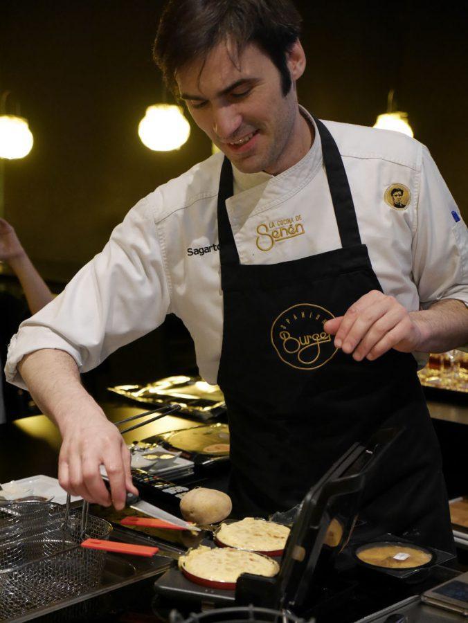 Vitoria-Gasteiz Making Tortilla 2