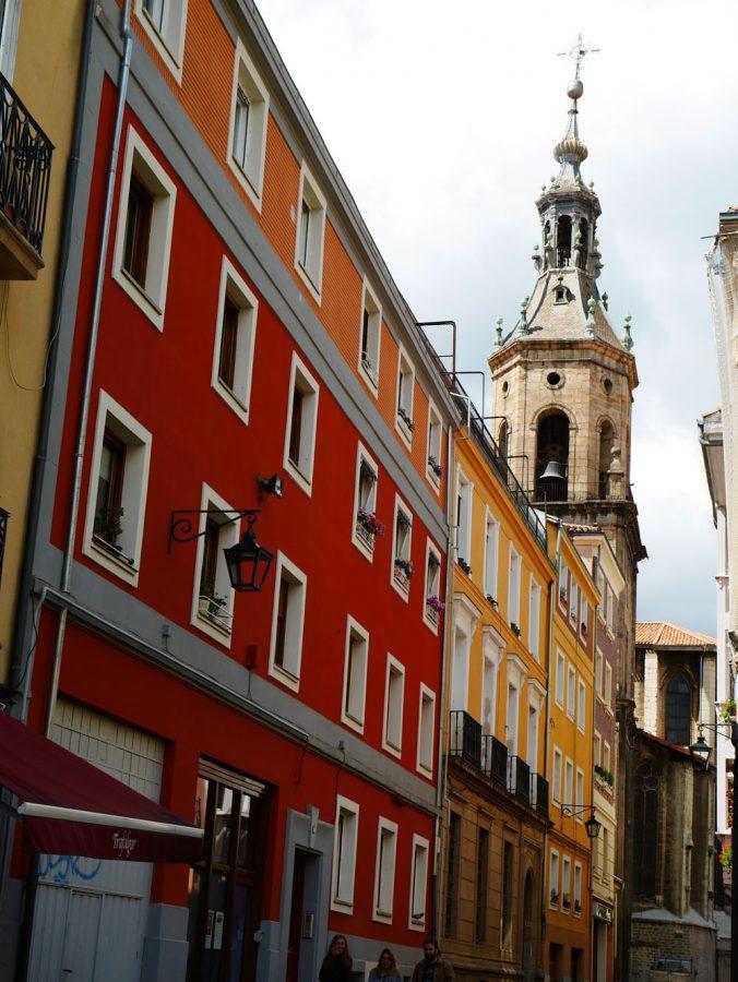 Vitoria-Gasteiz Street