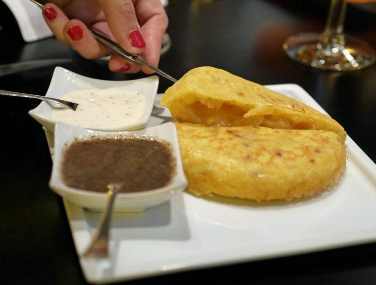 Vitoria-Gasteiz Truffled Tortilla