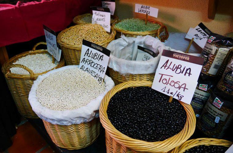 Vitoria-Gasteiz beans